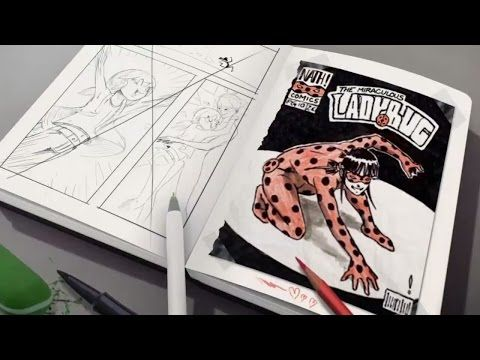 Prodigiosa: Las Aventuras de Ladybug - Capitulo 8 - Demoilustrador (Latino) - YouTube