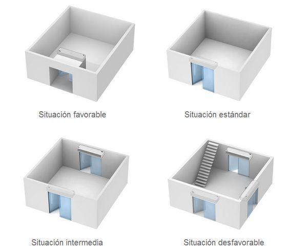 Qué sonlas cortinas de #aire. Cuáles son sus aplicaciones y características técnicas más destacables y cómo contribuyen a mejorar la #eficiencia energética. www.ovacen.com