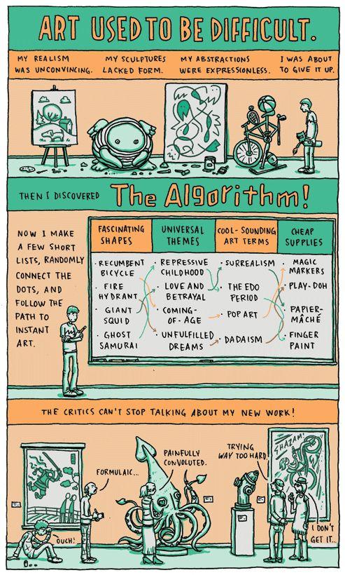 Incidental Comics: The Algorithm