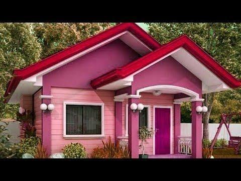 7 desain terbaik desain rumah minimalis warna pink full hd