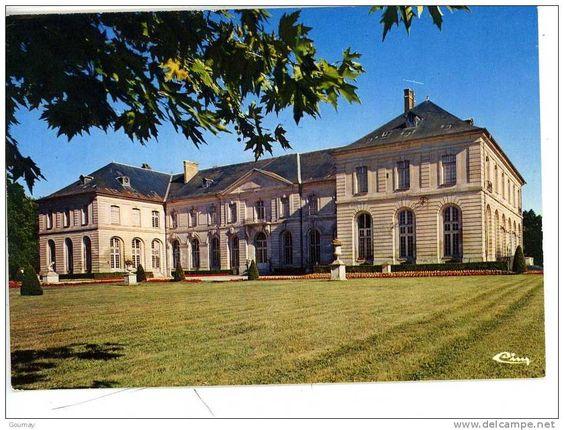 Chaalis chateau - Delcampe.net
