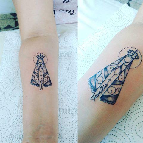 Image Result For Tatuagem De Nossa Senhora Aparecida