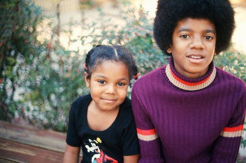 New Pix (CELEB - Michael and Janet Jackson) has been published on Tremendous Pix