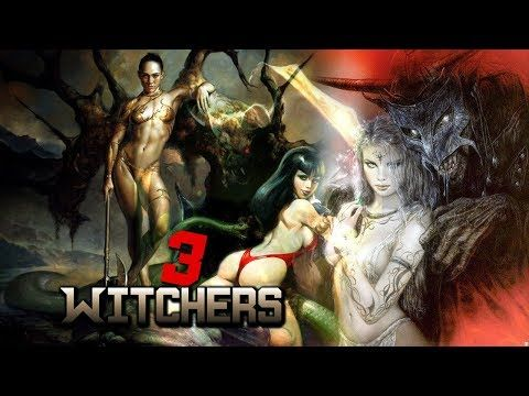 WAtch 3 Witchers Hollywood movie in Hindi dubbed 2018 Full