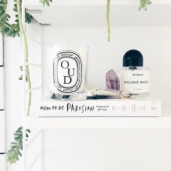 Obsessed with @diptyque candles