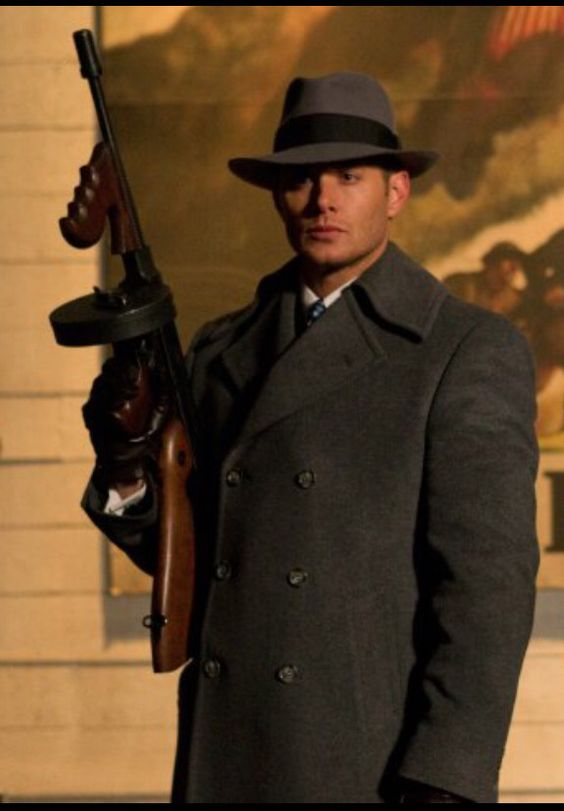 """Time traveling """"Dean"""""""
