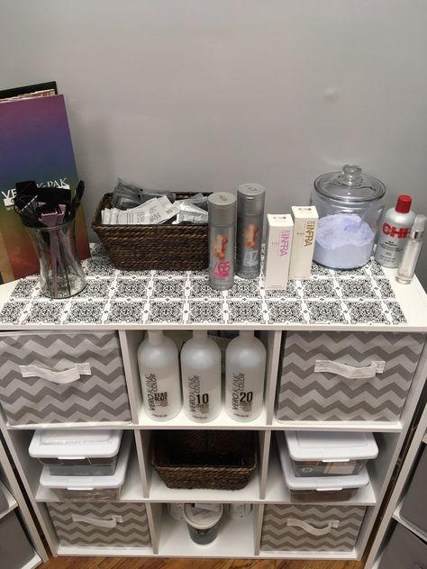34 Ideas For Diy Beauty Salon Ideas Life Home Nail Salon Home Hair Salons Home Beauty Salon