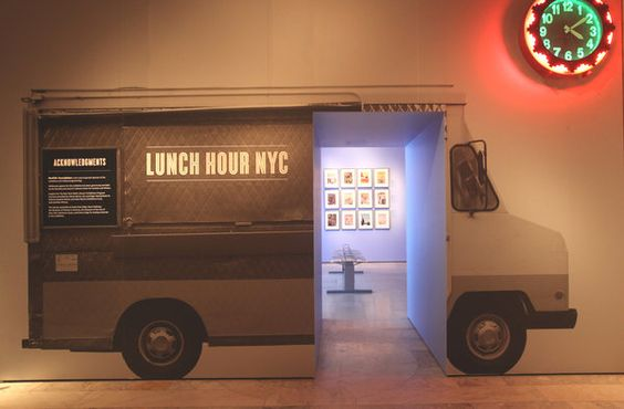 'Lunch Hour NYC' Opens at the New York Public Library