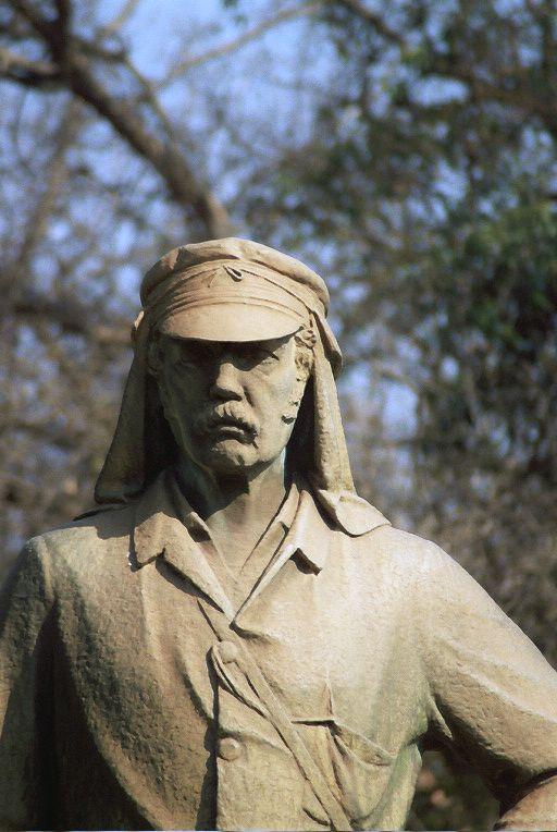 The only man Dr Livingstone converted Livingstone - mr livingstone i presume