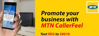 Promote Your Business With MTN CallerFeel! | DELSUBLOG