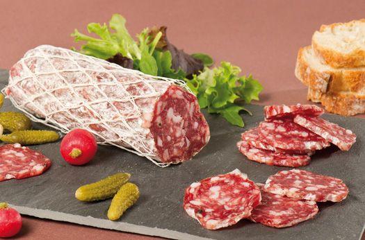 The famous Rosette de lyon Sausage~ gastronomie lyonnaise