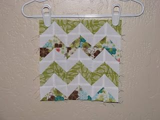 What to do with your fabric scraps.