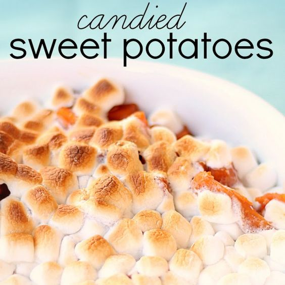 Candied Sweet Potatoes #Recipe... #Potato #SideDish made with sweet ...