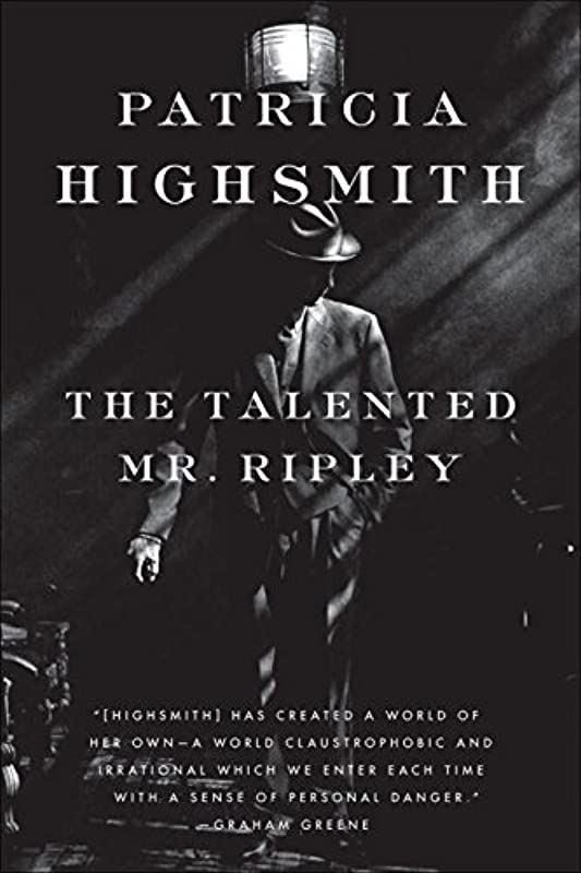 Download The Talented Mr Ripley By Patricia Highsmith Patricia Highsmith Books Suspense Books Best Suspense Books