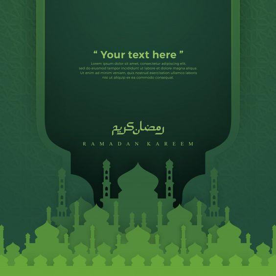 gambar ramadhan tiba