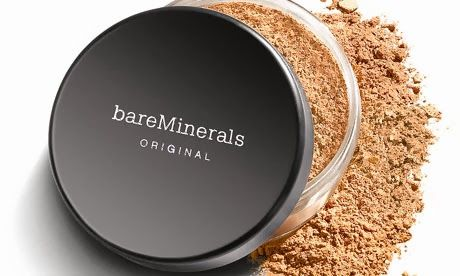 Gluten Free Makeup: Bare Minerals