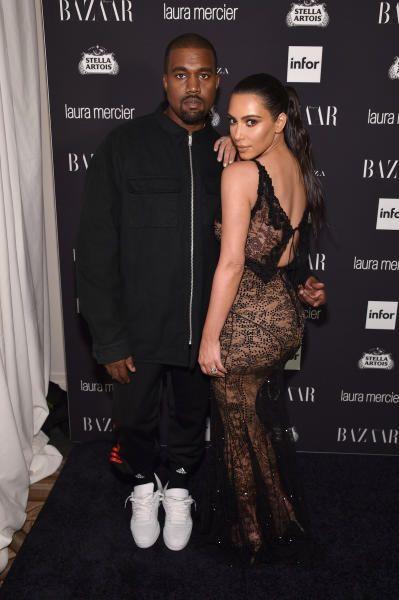 cool Kim Kardashian: New $5 Million Ring From Kanye West, Just 'Cause!