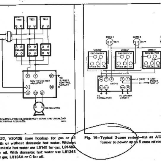 Zone Valve Wiring Installation Amp Instructions Guide To Heating Trailer Wiring Diagram Circuit Diagram Trailer Plans