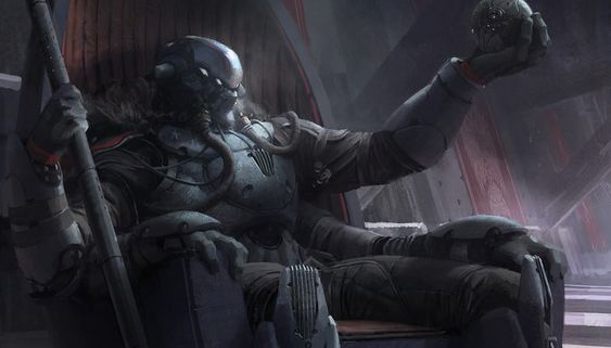 destiny game art | ... Reveals New Destiny Concept Art - Destiny - FPS News - FPS General