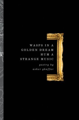 Wasps in a Golden Dream Hum a Strange Music: cover design by David Gee