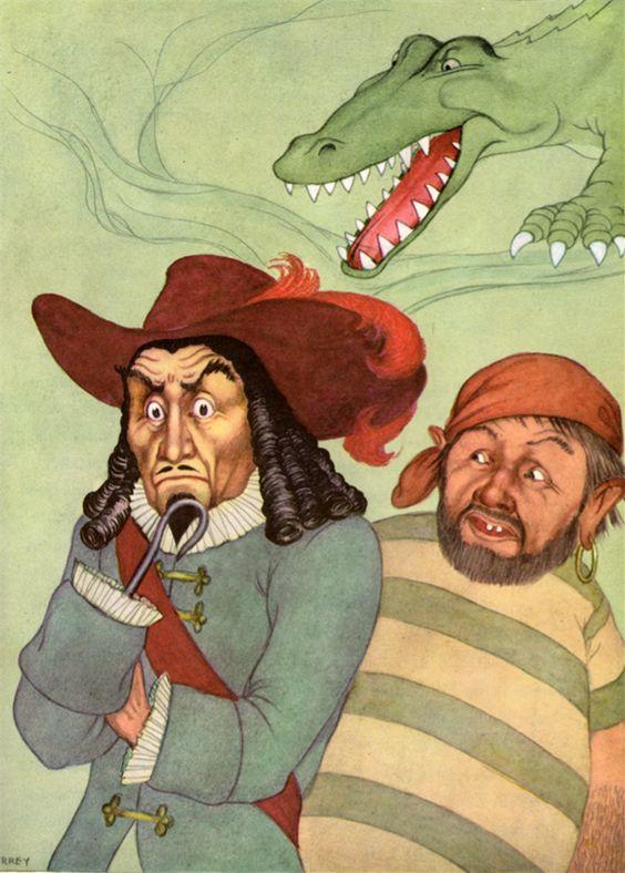 Peter Pan - illustrated by Marjorie Torrey