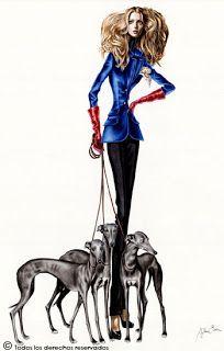 Um Blog Fashion: Arturo Elena - Um Ilustrador Genial