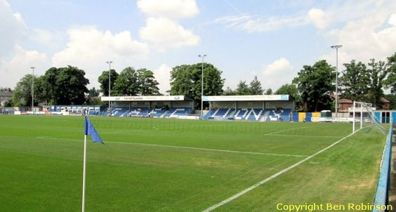 Guiseley AFC  Nethermoor Park   Football Ground Guide