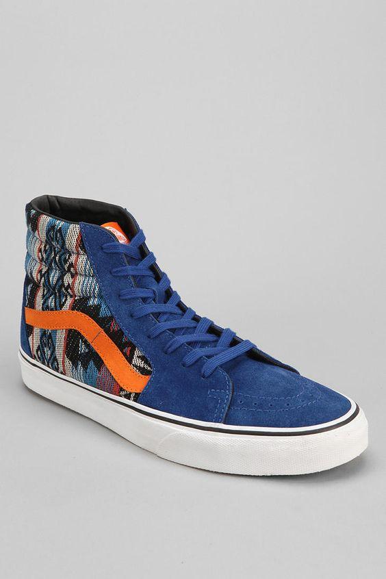 Vans SK8-Hi Geo Men's Sneaker