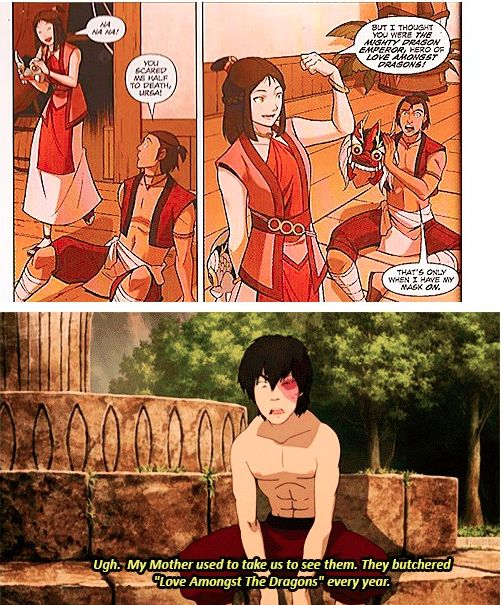 The Search/Avatar the Last Airbender: OMFG THIS JUST BLEW MY MIND!!!!