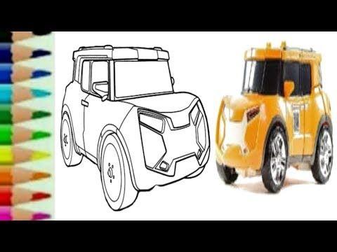 Fantastis 30 Gambar Kartun Mobil Untuk Mewarnai Di 2020 Dengan