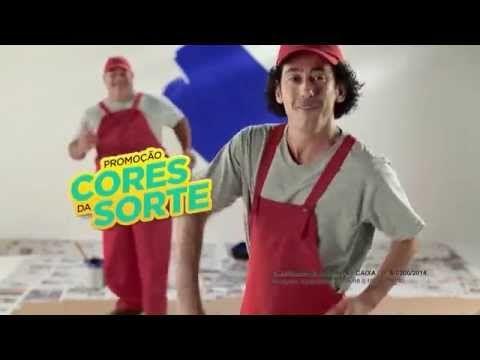 Império das Tintas - Promoção Cores da Sorte 2014 (Samba)