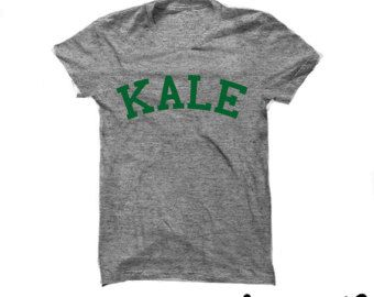 Kale Tee Super soft and super comfy