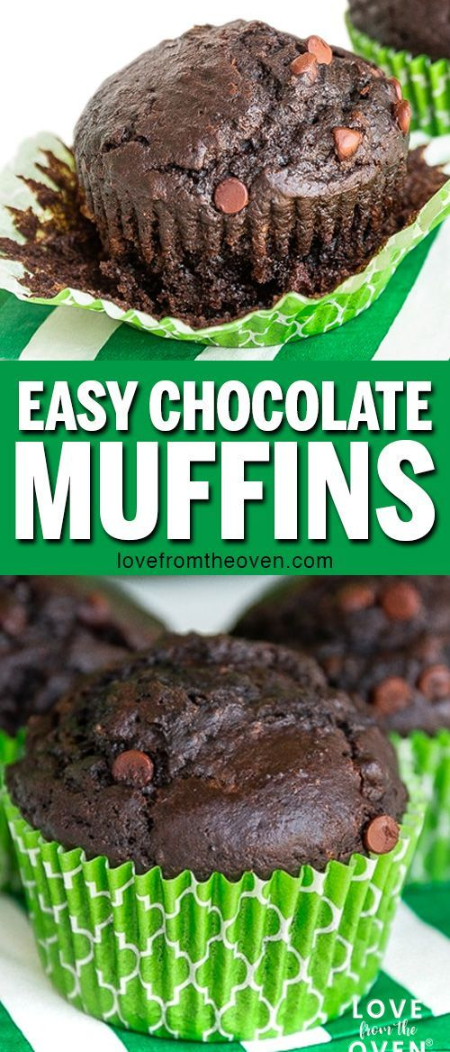 Chocolate Muffins Chocolate Muffin Recipe Easy Chocolate Muffins Simple Muffin Recipe
