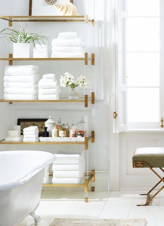 Bathroom Wall Decor Ideas Bath Laundry Wall Decor 2021 Gold Bathroom Fixtures Bathroom Decor Bathroom Interior Design