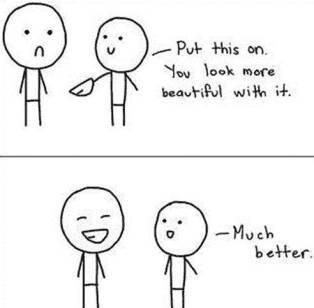 Put a smile on!