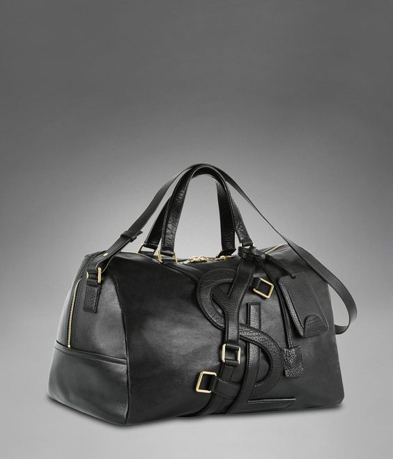 ysl black leather handbag - MUST HAVE! YSL Vavin Duffle Bag | My Style | Pinterest | Duffle ...