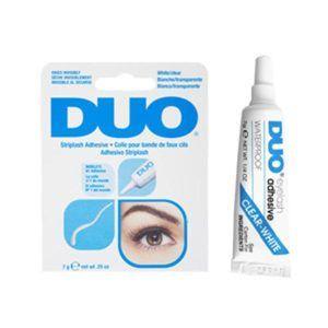 Duo Striplash Eyelash Glue Clear White 7g