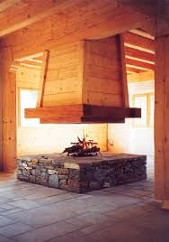 Image result for central fireplaces