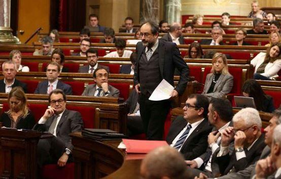 Mi blog de noticias: La CUP pide la república en 18 meses y un presiden...