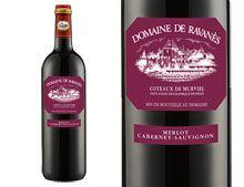 Achat DOMAINE DE RAVANES MERLOT CABERNET SAUVIGNON 2014 - wineandco