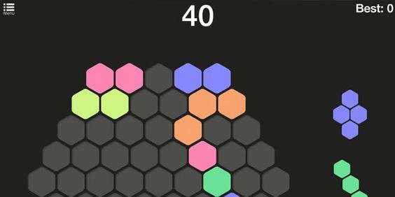 Hex FRVR un entretenido puzzle para dispositivos móviles http://j.mp/1ISH4wF |  #Android, #HexFRVR, #IOS, #Juegos, #Noticias, #Tecnología