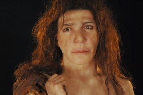 story about neanderthal woman A new paper suggests that neanderthals, unlike humans, never figured out how to make coats to stay warm, and that the absence of this technological innovation contributed to their eventual demise.
