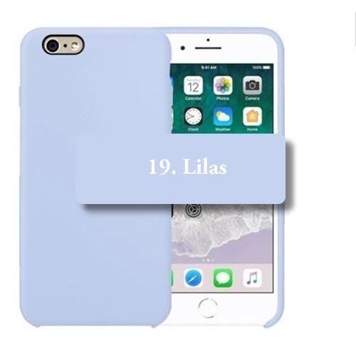 Coque En Silicone Tpu Resistante Ultra Slim Pour iPhone 8 Plus De ...