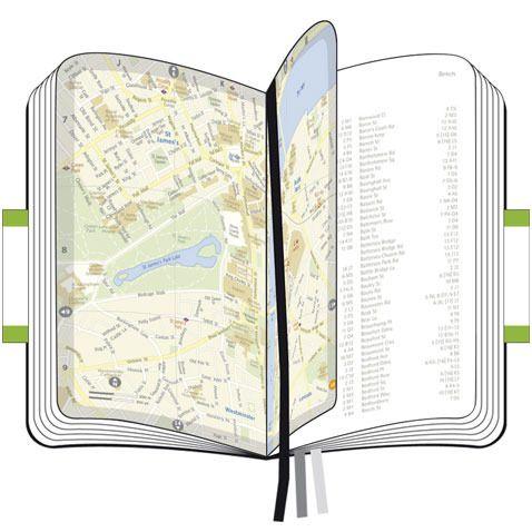 Moleskine City Notebook London   www.modulor.de/sh...