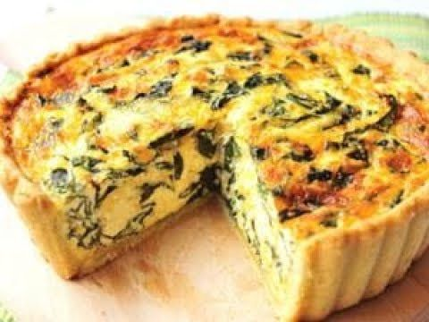 Spinach And Feta Quiche With Sweet Potato Crust Recipe By Happy Twirl Recipes Spinach And Feta Quiche Tart Recipe