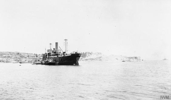 THE GALLIPOLI LANDINGS, APRIL 1915: