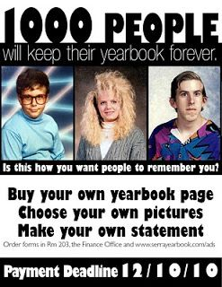 senior ad advertising great idea but tweak it a bit and brand it yearbook pinterest a. Black Bedroom Furniture Sets. Home Design Ideas