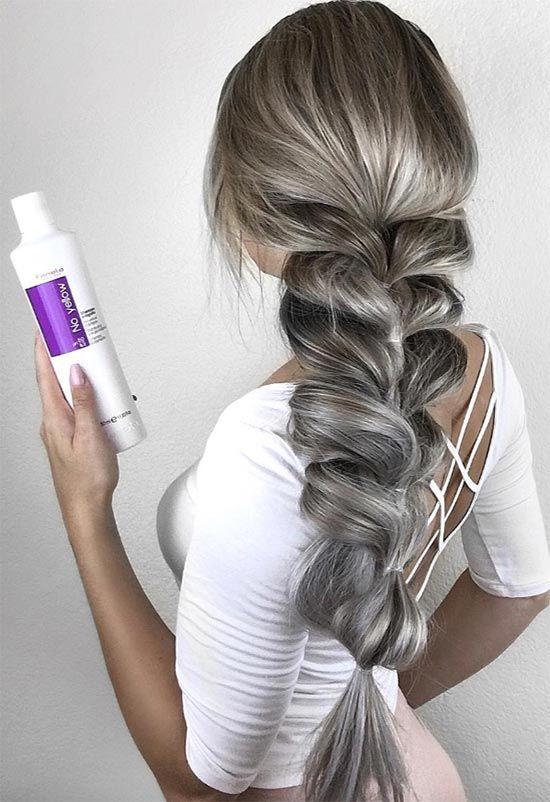 prix de la rue divers styles dessin de mode 17 Best Silver & Purple Shampoos for Blonde Hair to Remove ...