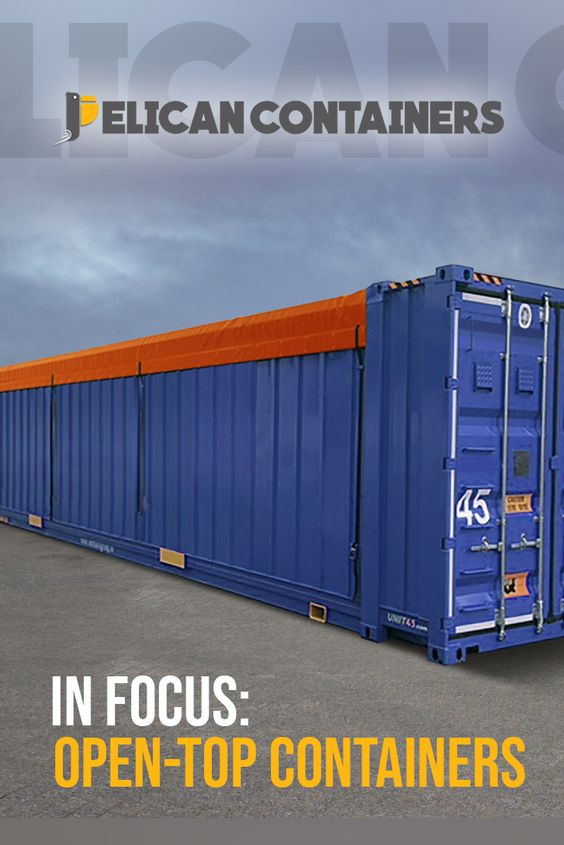 Open Top Shipping Containers For Sale In 2020 Shipping Containers For Sale Containers For Sale Shipping Container