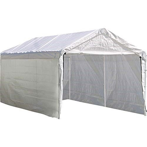 Portable Carport 110 White Canopy Canopy Canopy Cover